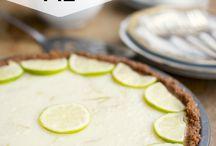 Pies & Cheesecakes / dessert / by Sadie Donaldson
