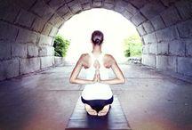 Yoga or Pilates? / by Skinny Healthy Girl