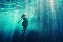The Deep Deep Sea / by Yana Puaca   NoMad Luxuries