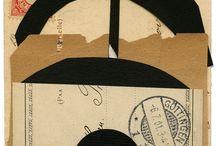 Collage/Art - Mail Art / by Liz Zimbelman