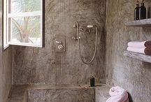 beautifull bathrooms / by Myrna Hauwert