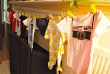 Baby Shower Ideas / by Stephanie Lake