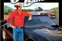SMOKEY AND THE BANDIT / by Angela Turra