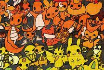Pokemon! / by Stephanie Best
