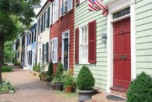 Old Town Alexandria / Photos of our awesome town. / by Prevent Cancer Foundation