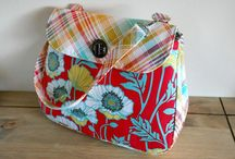 Handmade Bags and Accessories for Sale / Some of my handmade bags and accessories which are for sale in my Etsy shop. Great gift ideas or treat yourself. / by Susan Dunlop