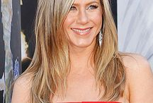 """Jennifer Anniston Hairstyles and Color / trying to find my """"color"""" / by Pam Griggs"""