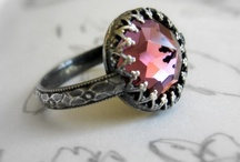 I like rings / by Heather Parker