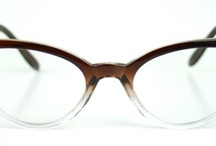 possible glasses ideas / by Alexis Droke