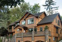 coolest house on the block! / by Pamela Warntz!