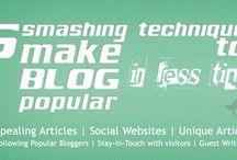 Blogging / by Abhisek Das
