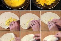 Breakfast Food / by Shala Torres Timms