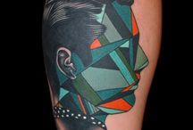 Tattoos  / by Kelly Yarbrough