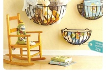 Inspiration for HOME - Children's Room / by Jennifer Wakefield
