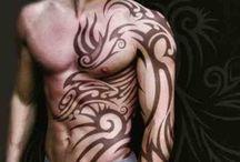 Tattoos / by Teagan Dawson