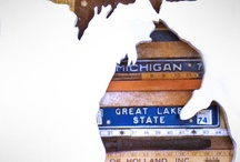 Yes to Michigan! / by Jenny | Sheepy Hollow