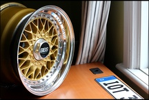 "Rims & Tires / Only the ""best of the best"" rims are posted here. If a rim or tire isn't worthy to be installed on my car, it's not worthy to be pined on my board.  / by !NONAME?"