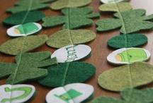 St. Patricks Day / by Karlee Markley
