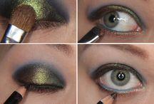 Makeup / by Elvira Sanchez