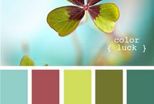 color inspiration / A collection of color combinations I find intriging / by Paper Garden Projects