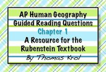 AP Human Geography / by Emily Brown