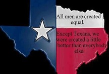 Texas / by Tashia Pesl-Webb