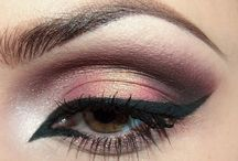 makeup / by Mari Velasquez