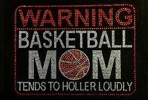 BASKETBALL!!! / by Theresa Humphrey