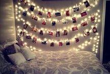 bedroom ideas  / by Elayna Busing