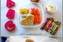 Food: School Lunches / by Lynnae McCoy