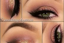 Oh the Gorgeous Makeup, Hair, & Nails! / by Ashley Kummer
