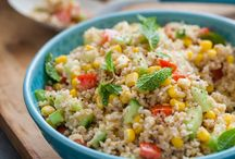 Eat Your Veggies! / Dieting doesn't have to be depressing. Check out these pinspirations on ways to eat healthy without sacrificing flavor. Enjoy the yum! / by Hidden Valley