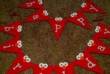 Elmo Birthday Party / by Lauren Saxton