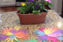 Springtime crafts / by Dana Young