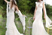wedding dress inspiration / by Kirralee Wilson
