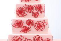 Wedding cake ideas / by Pam Christison