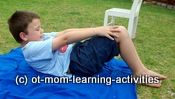 SPD: Core Strengthening Activities for Kids / by Alana Tindall