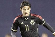 Selección Mexicana / Noticias del tricolor / by enelareachica