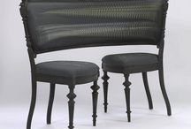 Chairs I'd Like To Sit On / by Jane Borock