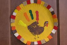 Thanksgiving Crafts / by Monica Maxwell