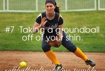Softball / by Lindsay Oneto