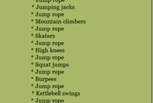 Fitness & Motivation to Get Fit! / by Paula Bagwell