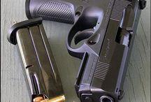 Pistolas / by Julie W