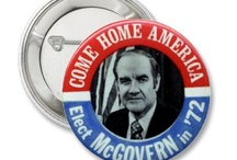 Campaign Buttons   / by Mary Grain