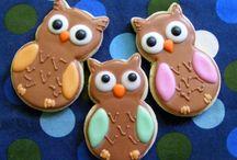 Cookies / by Pink Taffy Designs