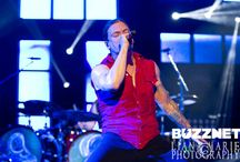 Shinedown Uproar Tour Holmdel, NJ / by Shinedowns Nation
