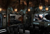 Our Exclusive Batman Themed Rooms / by Elite Home Theater Seating
