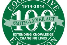 Smith-Lever Act Celebration / 100 years of the Cooperative Extension Service / by UAF Cooperative Extension Service