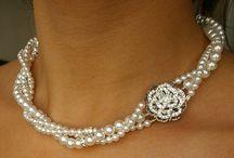 Wedding Jewelry & Accessories / by Stefanie Singleton