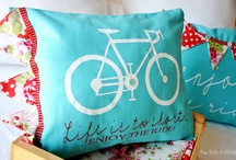 Delightful Pillows! / Free patterns on how to sew pillows as accent pillow decor, for holidays, as gifts, pillow covers, or just for fun. / by Laurie ~ Tip Junkie